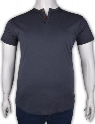 ZegSlacks - %100 Pamuk Düğmeli T-shirt (2087)
