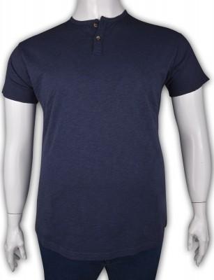 ZegSlacks - %100 Pamuk Düğmeli T-shirt (2089)