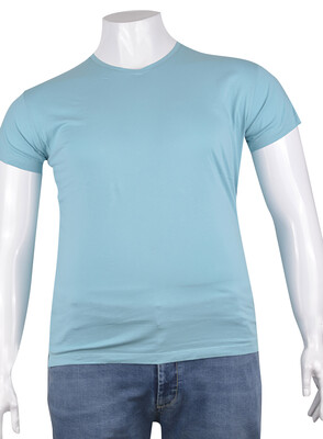 ZegSlacks - V Yaka Basic T-Shirt (tst0273)