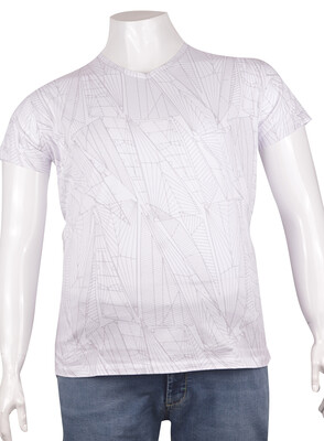 ZegSlacks - V Yaka Basic T-Shirt (tst0281)