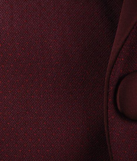 Bordo/Siyah DAMATLIK(ceket+pantalon)