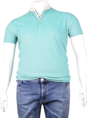 ZegSlacks - Pike Kumaş Düğmeli T-Shirt (dy0367)