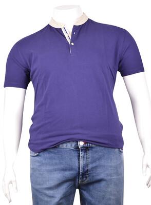 ZegSlacks - Pike Kumaş Düğmeli T-Shirt (dy0372)