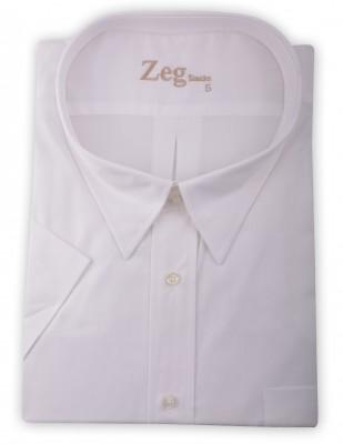 ZegSlacks - % 100 Pamuk Kısa kol spor gömlek