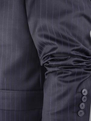 YELEKLİ Takım Elbise (tkm2778) 4 DROP LACİVERT - Thumbnail