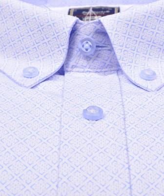 ZegSlacks - % 100 Pamuk Uzun Kol Gömlek (3030)